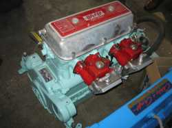 BPM engine (later model, type RECORD at 170 Hp)