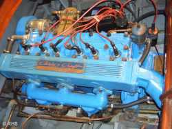 ChrisCraft KFL 131hp (dual carb)