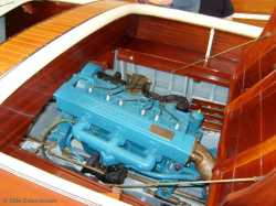 Engine ChrisCraft KCL 120hp