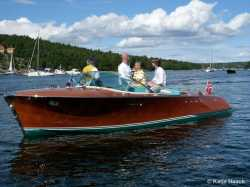 Tritone #179, last boat from 1961, sold to Norway and still there.